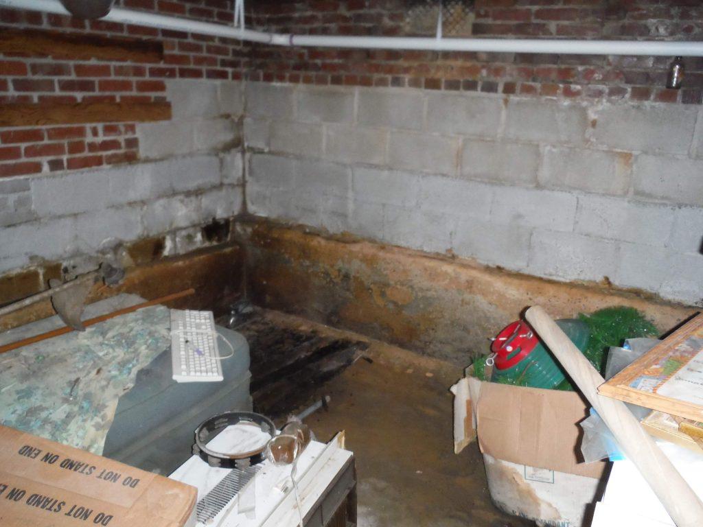 Wet Basement Albemarle NC