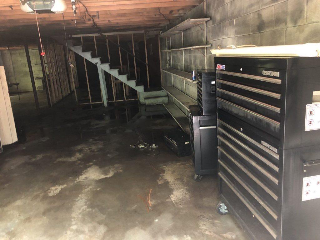 Wet Basement Greer SC