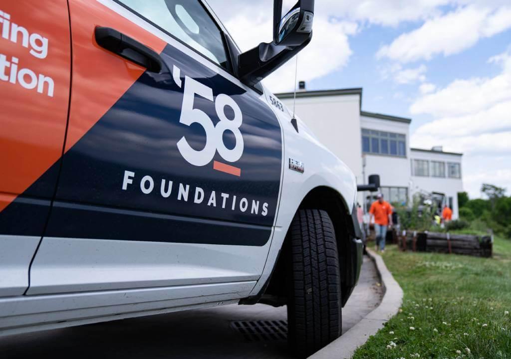 58 Foundations truck